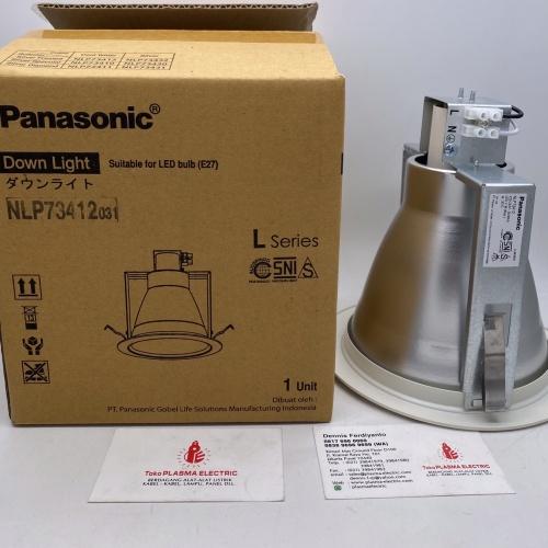 """Foto Produk DOWNLIGHT PANASONIC 5"""" 5 INCH NLP73412 NLP 73412 dari Plasma electric"""