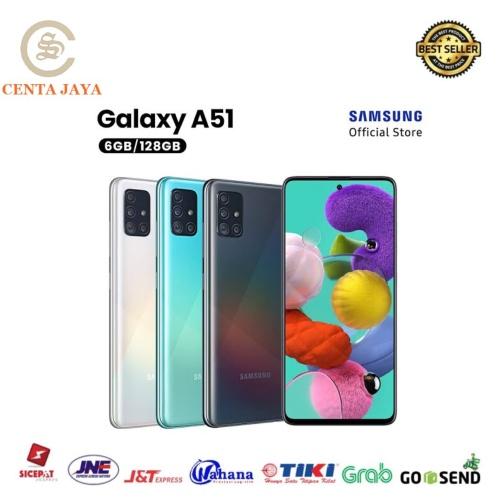 Jual Samsung Galaxy A51 Ram 6 128 Gb Garansi Resmi Hitam Black Jakarta Pusat Centa Jaya Cell Tokopedia