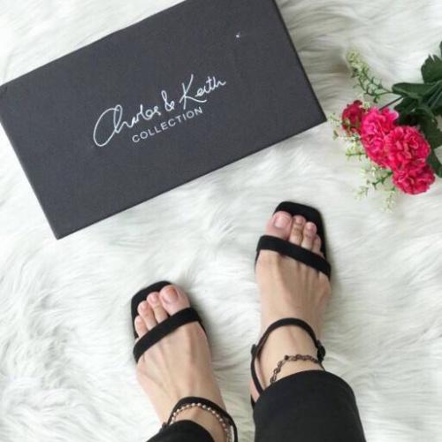 Foto Produk SEPATU CK OVER FREE BOX dari MiniMee Store