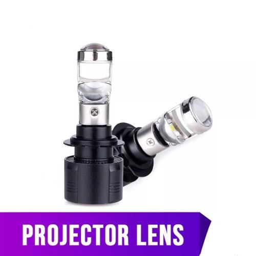 Foto Produk Super Mini Projector Led Motor H4 H6 M8 Sinar Terang dari RTD LED