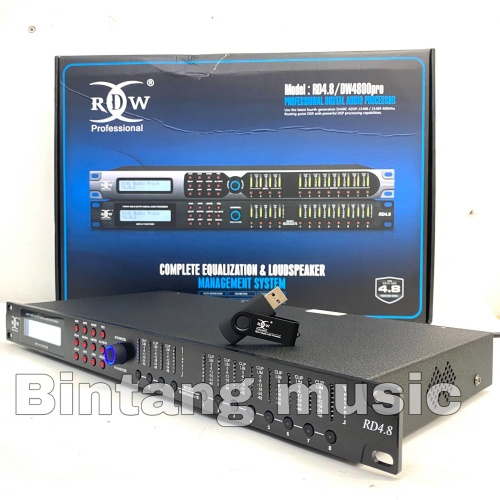 Foto Produk Speaker management rdw rd 4.8 original dari Bintang_music