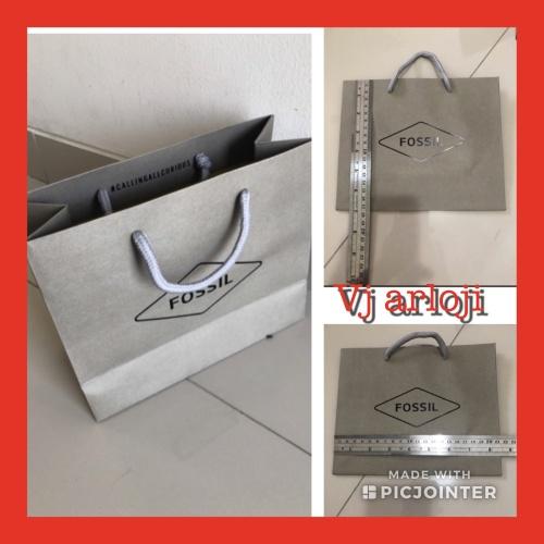 Foto Produk Paper bag fossil original/hand bag fossil dari VJ ARLOJI SHOP