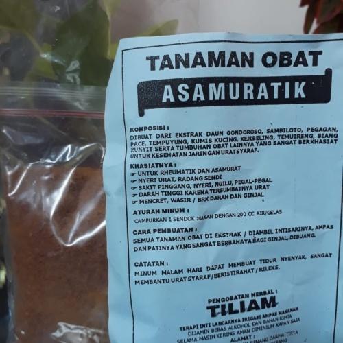Foto Produk asamuratik tiliam herbal dari Tiliamherbal