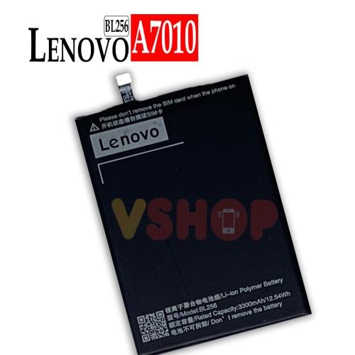 Foto Produk BATERAI BATRE LENOVO A7010 - K4 NOTE BL256 BATTERY ORIGINAL dari vshop sparepart