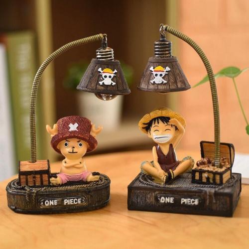 Foto Produk Lampu Tidur Luffy One Piece dari tomzhobby