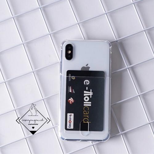Foto Produk Pocket anticrack card case iphone 5 5S SE 6 6s 7 plus 8 X XS XR MAX - IPHONE78 SE2020 dari Caseayangan ID