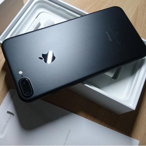 Foto Produk APPLE IPHONE 7 PLUS 128GB BLACK MATTE GARANSI TOKO 1 TAHUN dari Dovephone