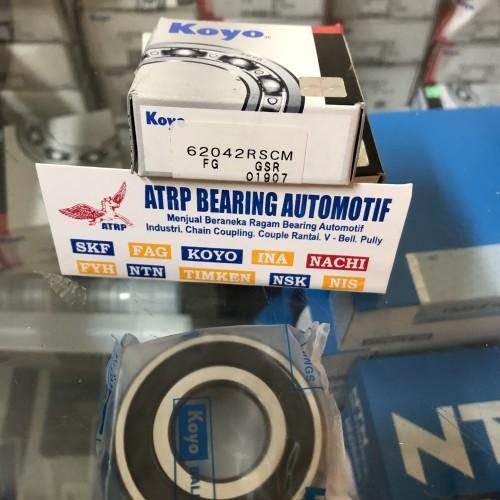 Foto Produk BALL BEARING 6204 2RS KOYO dari ATRP BEARING AUTOMOTIF