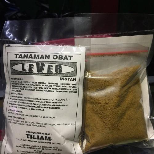 Foto Produk Bubuk Lever tiliam herbal (diekstrak dari daun mimba, meniran dll) dari Tiliamherbal