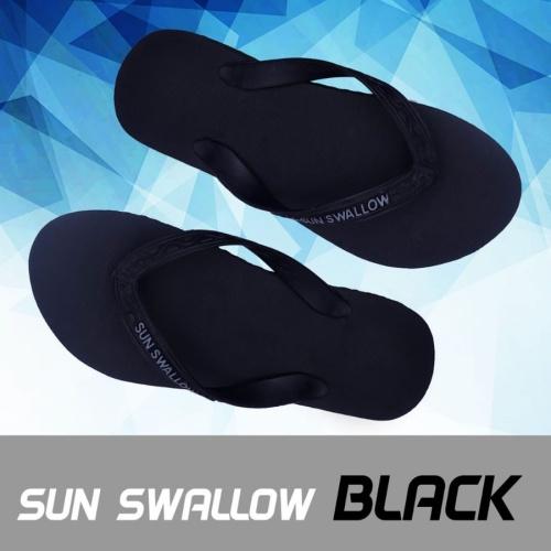 Foto Produk Grosir Sandal Sun Swallow Black dari Komfort