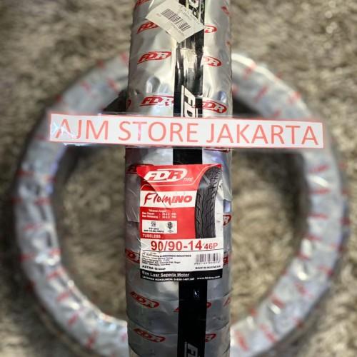 Foto Produk FDR Flemino 90/90-14 Tubeless... dari AJM Store Jakarta