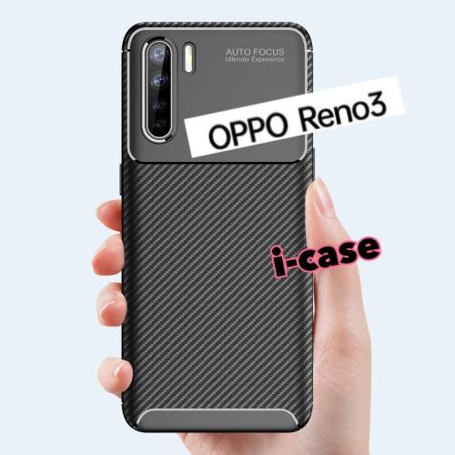 Foto Produk Reno 3 Oppo Style Soft Case- casing cover oppo Reno 3 Reno3 dari i-case