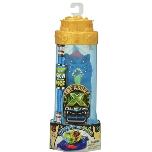 Foto Produk Treasure X Aliens - Glow in The Dark Dissect The Alien dari Squishyshop_sub