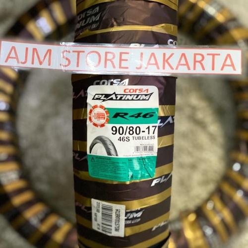 Foto Produk Corsa R46 90/80-17 Tubeless.. dari AJM Store Jakarta