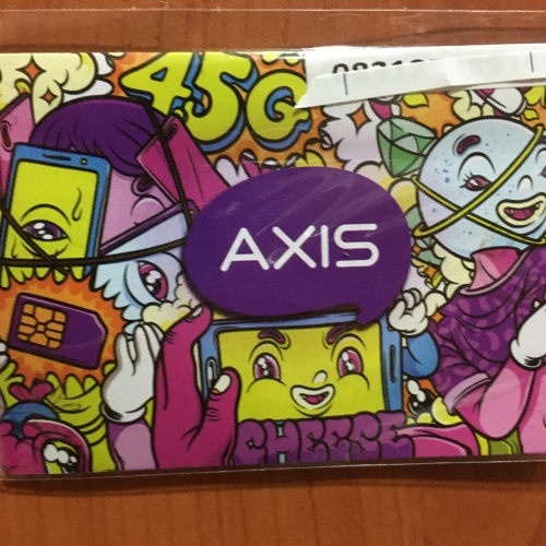 Foto Produk Kartu Perdana AXIS 0k / SP AXIS 0K Area Jabodetabek + Banten dari Hiroshi official