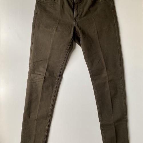 Foto Produk Preloved Celana Jeans Pria Merk H&M Cokelat dari Rumah Soe