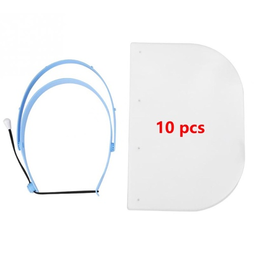 Foto Produk Dental protective face mask | face shield | proteksi pelindung wajah dari Alice Dental