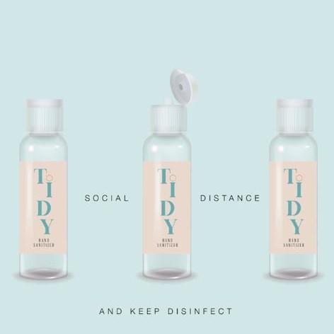 Foto Produk Buy 3 hand sanitizer get free lip cream dari House of Volia