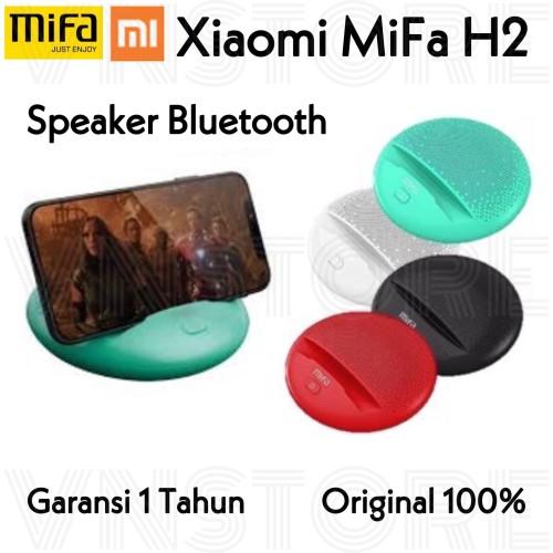 Foto Produk Xiaomi Mifa H2 Bluetooth Speaker Portable Stereo Bracket For Mobile dari VN.Store