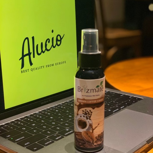 Foto Produk Pengharum Sepatu, Helm, etc (Spray) dari Alucio_Store