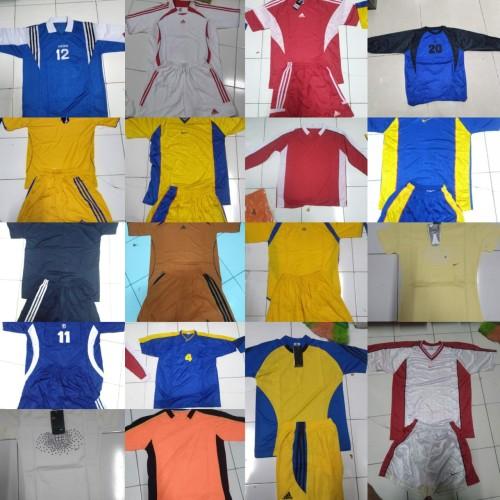 Foto Produk Stelan jersey cuci gudang promo murah sepakbola futsal 2019 dari Kicosport
