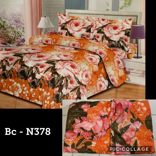 Foto Produk NEW Bedcover + Sprei Ukuran King size ( 180X200 ) Motif Baru TERLARIS dari miracleolshop