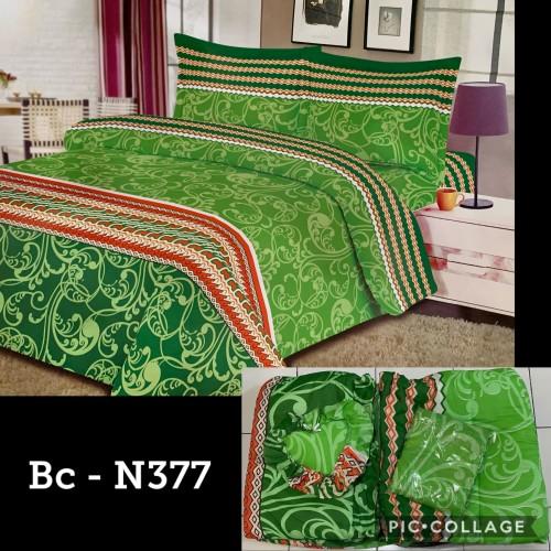 Foto Produk PROMO Bed Cover SET + SPREI UKURAN KING SIZE Paling Murah! BEST SELLER dari miracleolshop
