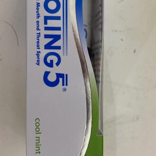 Foto Produk Cooling5 / Cooling 5 Antiseptik Mulut 15 dari Apt Sentosa