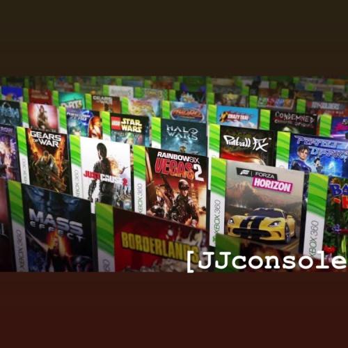 Foto Produk XBOX 360 Games Kaset DVD JTAG RGH ( request ) murah meriah LT 3 kinect dari jjkicks1205_
