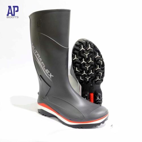 Foto Produk Sepatu Boots AP 2018 ULTRAFLEX grey Size 39-43 - 41 dari ShopbyKe