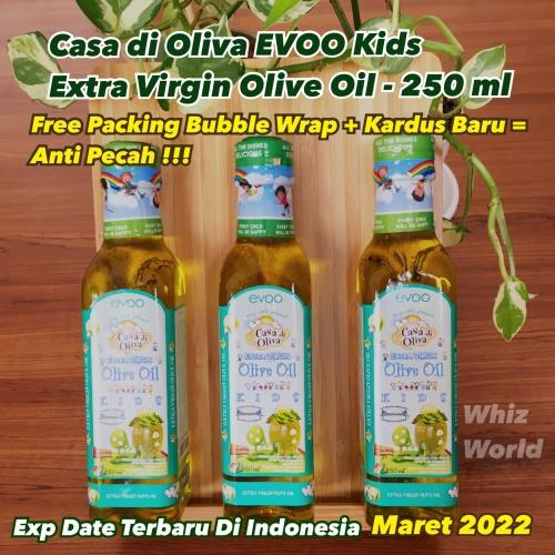 Foto Produk BEST PRICE CASA DI OLIVA EXTRA VIRGIN OLIVE OIL FOR KIDS dari Whiz World