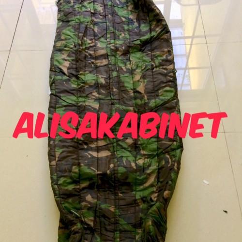 Foto Produk Sleeping Bag Jatah TNI Waterproof dari alisakabinet