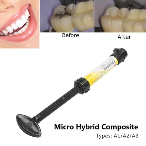 Foto Produk Microhybrid composite tambalan komposit gigi bahan tambal dokter gigi dari Alice Dental