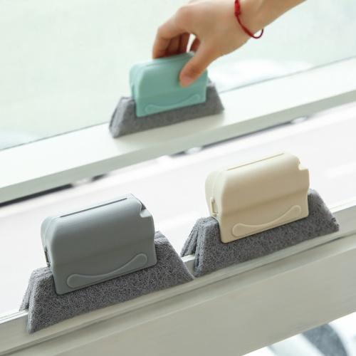 Foto Produk Pembersih Sudut Jendela Wc Dapur Sikat Sponge Serbaguna dari Zen Baby