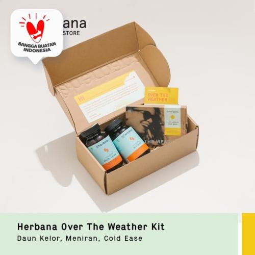 Foto Produk Herbana Package Over the Weather Kit dari HERBANA