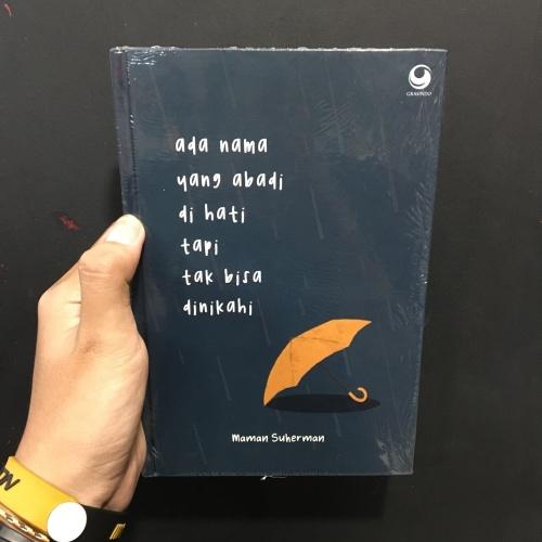 Foto Produk Buku Ada Nama Yang Abadi di Hati Tapi Tak Bisa di Nikahi - Kang Maman dari Zipxy Up