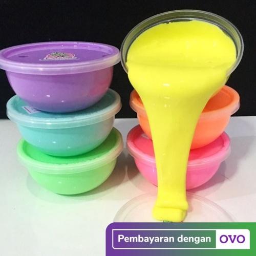 Foto Produk PUDING TOFU SLIME / tahu pudding murah besar squishy puyo original new dari Clover Lynn Store