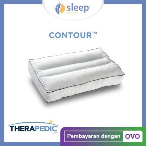 Foto Produk SLEEP CENTER Therapedic Contour Pillow / Bantal dari SLEEP CENTER