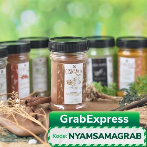 Foto Produk Natural Cinnamon Powder 100Gr dari House Of Organix