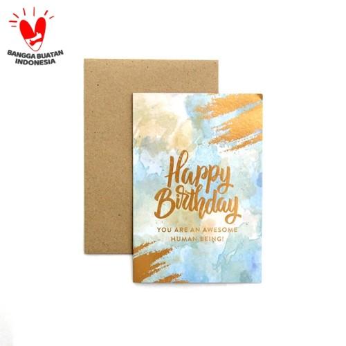 Foto Produk Kartu Ucapan ulang tahun / Birthday Harvest Amazing Bday 01-04 dari Harvest Goods