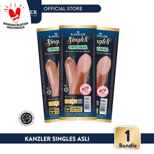 Foto Produk 1 Bundle - Triple Kanzler Original dari Kanzler Official Store