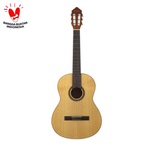 Foto Produk Gitar Klasik Seguro dari Evora Guitars
