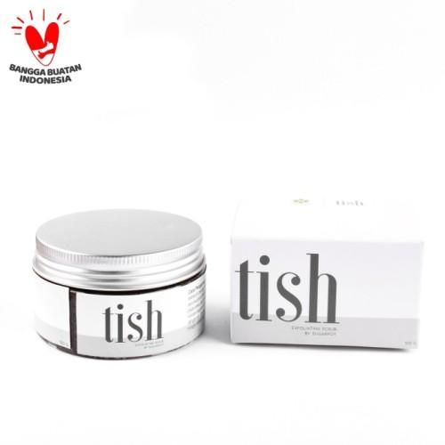 Foto Produk Tish Exfoliating Body Scrub Sugarpot / Scrub Tubuh Aroma Teh dari Sugarpot