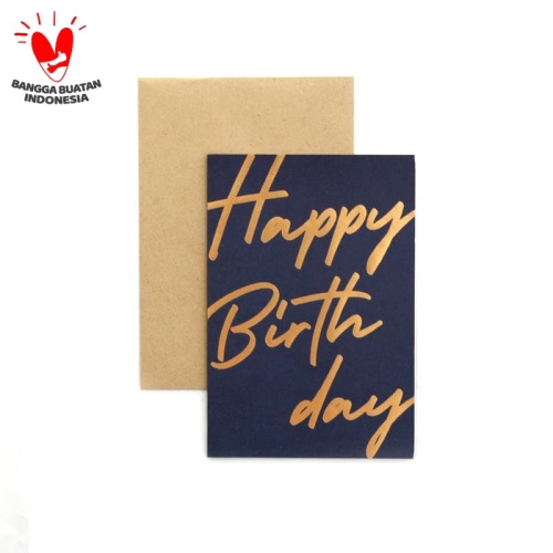 Foto Produk Kartu Ucapan ulang tahun / Birthday Harvest Amazing Bday 04-04 dari Harvest Goods