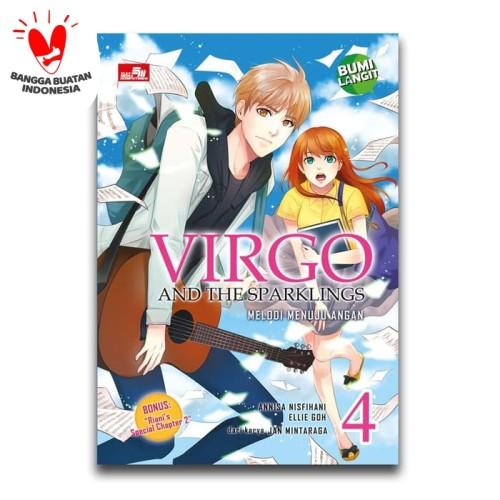 Foto Produk Komik VIRGO & The Sparkling Vol 04 - Melodi Menuju Angan dari bumilangit-official