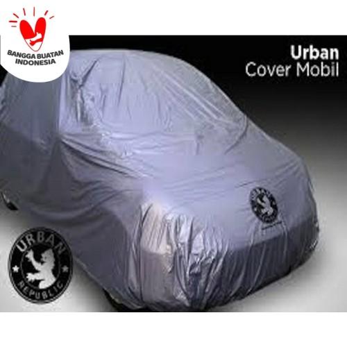 Foto Produk Cover/Sarung Mobil Urban Small MPV/SUV (Up To 4.4M) avanza, xenia, dll - SILVER BLACK dari herman-shop