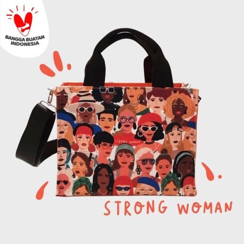 Foto Produk MINI Tivoli Strong Woman Sling Bag dari SOVLO