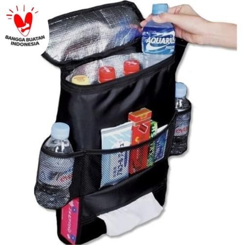 Foto Produk Auto seat Organizer TAHAN SUHU Panas Dingin / Tempat Penyimpanan Mobil dari Price Priority
