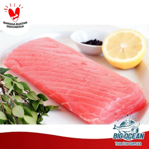 Foto Produk Ikan Tuna Fillet Saku @500gr Export Quality dari Big Ocean