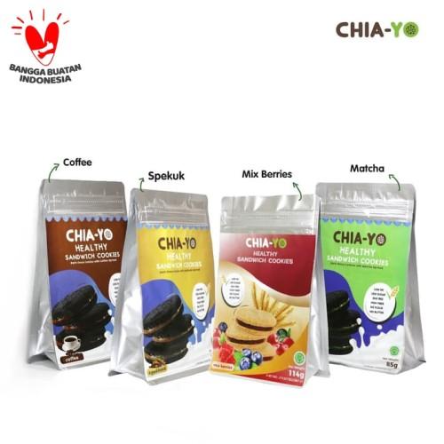 Foto Produk Sandwich Cookies Bundling (All Variants) dari Chia-Yo